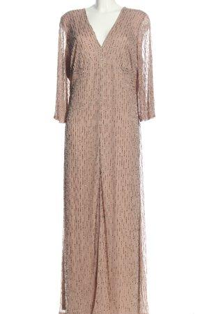 Ashley Brooke Abendkleid nude Elegant