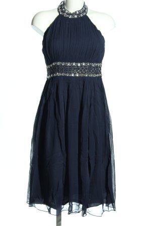Ashley Brooke Abendkleid blau Elegant