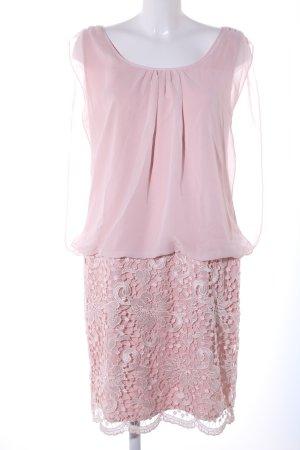 Ashley Brooke Abendkleid pink Party-Look