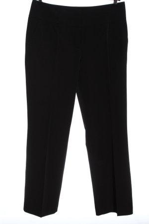 Ashley Brooke Pantalon de costume noir style d'affaires