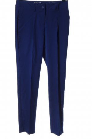Ashley Brooke Pantalon de costume bleu style d'affaires