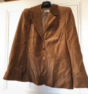 Ashley Brooke Blazer Jacket im Vintage Look Kupfer Braun