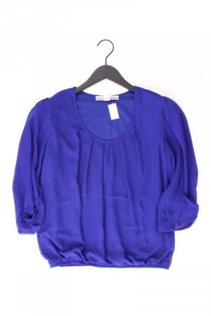 Ashley Brooke Blouse blue-neon blue-dark blue-azure polyester