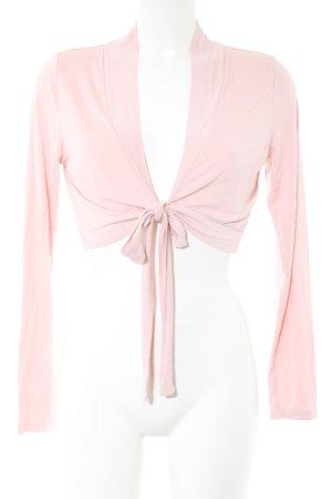 Ashley Brooke Bolero pink casual look