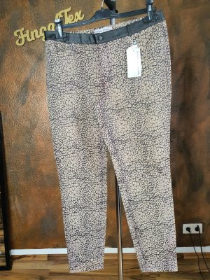 Ashley Brooke Pantalon chinos brun-brun foncé