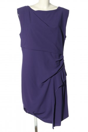 Ashley Brooke Cocktail Dress lilac casual look