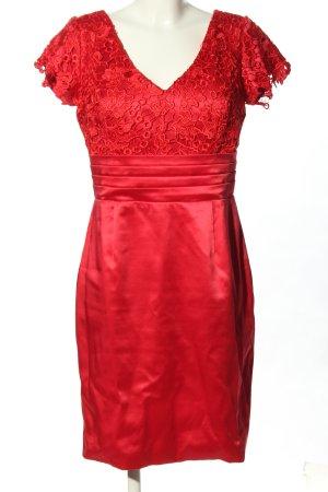 "Ashley Brooke Cocktail Dress ""W-ppwekk"" red"