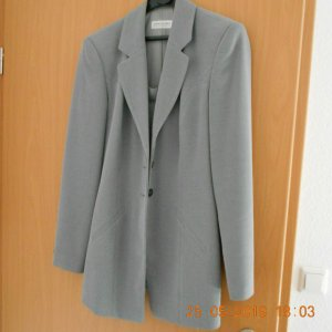 Ashley Brooke Ladies' Suit grey cotton