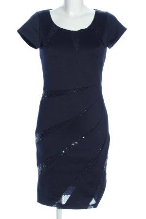 Ashley Brooke Etuikleid blau Elegant