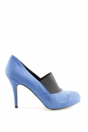 Ashley Brooke High Heels blue-black business style