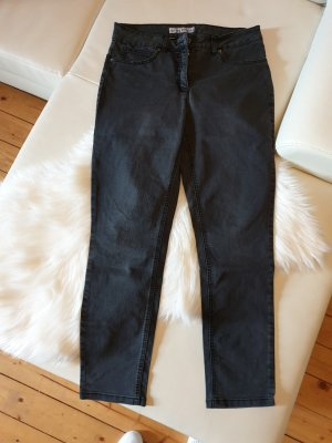 Ashley Brooke Tube Jeans anthracite