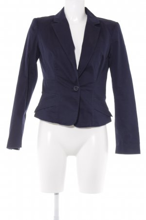 Ashley Brooke Jerseyblazer dunkelblau Business-Look