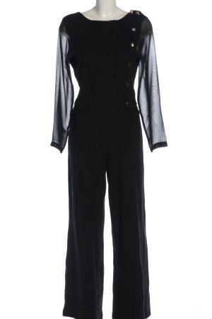 Ashley Brooke Jumpsuit schwarz Casual-Look