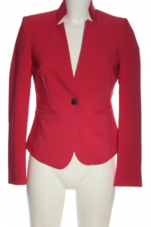 Ashley Brooke Klassischer Blazer pink Business-Look