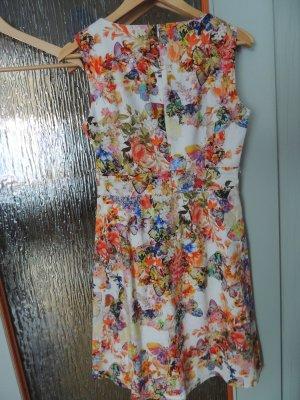 Ashley Brooke Robe fourreau multicolore