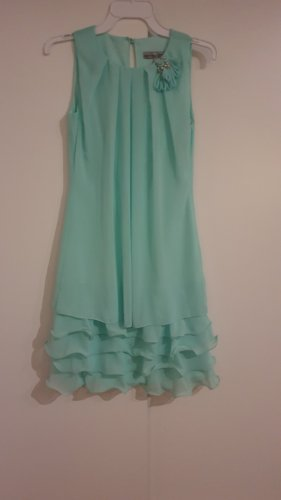 Ashley Brooke Cocktail Dress turquoise