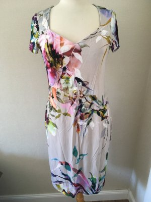 Ashley Brooke Midi Dress multicolored