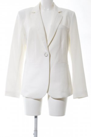 Ashley Brooke Short Blazer white business style