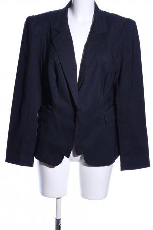 Ashley Brooke Kurz-Blazer blau Casual-Look