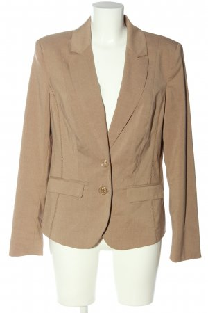 Ashley Brooke Blazer court brun style décontracté