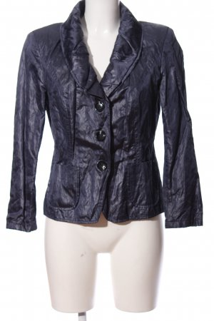 Ashley Brooke Short Blazer blue casual look