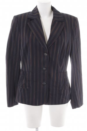 Ashley Brooke Kurz-Blazer Streifenmuster Casual-Look