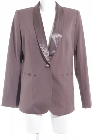 Ashley Brooke Long-Blazer taupe Business-Look