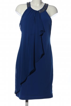 Ashley Brooke Midi Dress blue elegant