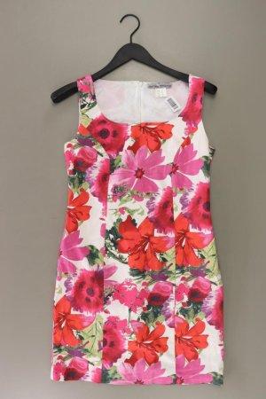 Ashley Brooke Midi Dress light pink-pink-pink-neon pink cotton