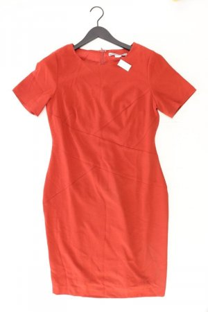 Ashley Brooke Midikleid Größe 40 rot aus Polyester