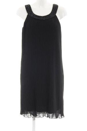 Ashley Brooke Midikleid schwarz Elegant