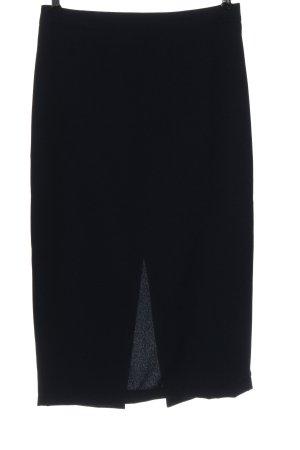 Ashley Brooke Midi Skirt black business style