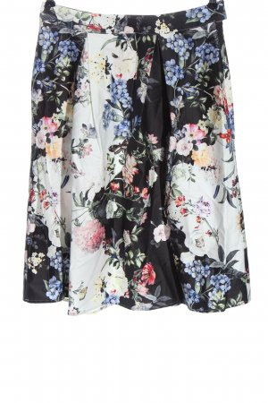 Ashley Brooke Flared Skirt allover print casual look