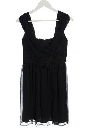 Ashley Brooke Mini Dress black elegant