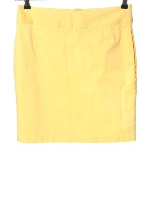 Ashley Brooke Minigonna giallo pallido stile casual