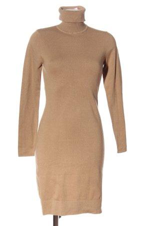 Ashley Brooke Sweater Dress cream casual look