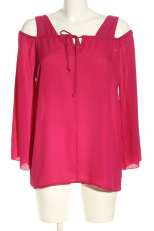 Ashley Brooke Slip-over Blouse pink business style