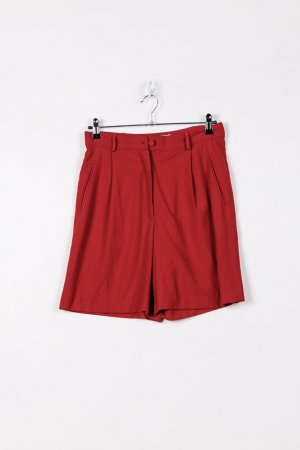 Ashley Brooke Shorts red cotton