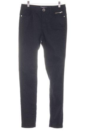 Ashley Brooke Slim Jeans black casual look