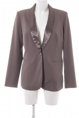 Ashley Brooke Smoking-Blazer graubraun Casual-Look