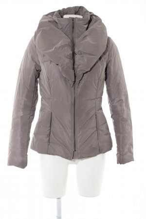 Ashley Brooke Steppjacke hellgrau Steppmuster Casual-Look