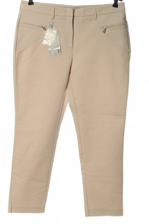 Ashley Brooke Jersey Pants natural white casual look