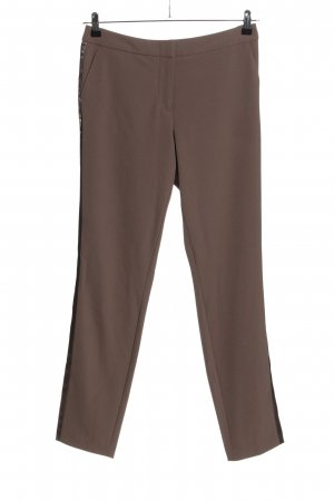 Ashley Brooke Jersey Pants brown casual look