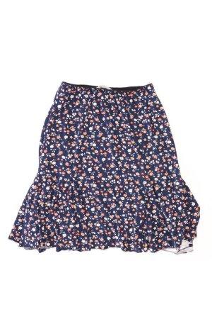 Ashley Brooke Stretch Skirt blue-neon blue-dark blue-azure viscose