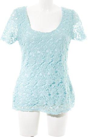Ashley Brooke T-Shirt türkis Elegant