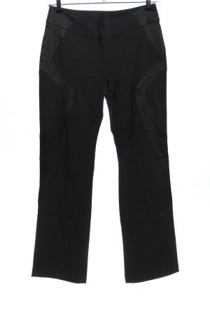Ashley Brooke Pantalon thermique noir style athlétique