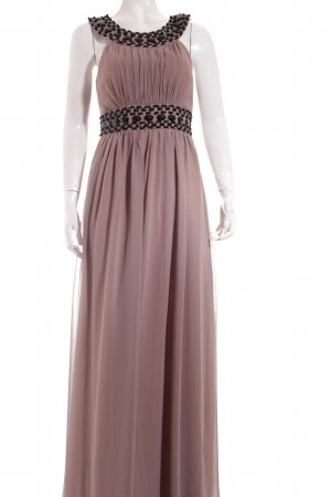 ASHWI Paris Evening Dress camel elegant