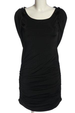 ASHWI Paris Midi Dress black elegant