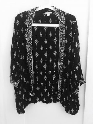 Asian- Style Cardigan