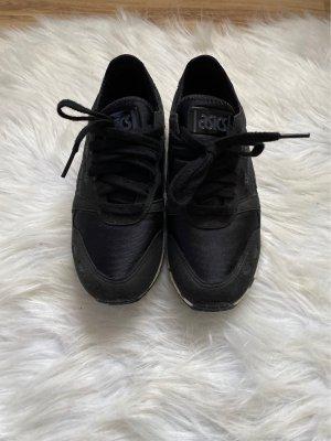 Asics Lace-Up Sneaker black-white